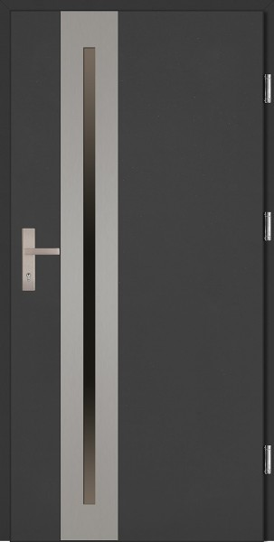 Drzwi wejściowe Matteo Uno Plus