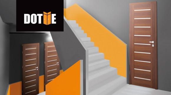 Katalog drzwi wewnętrznych DOTIIE - 2018
