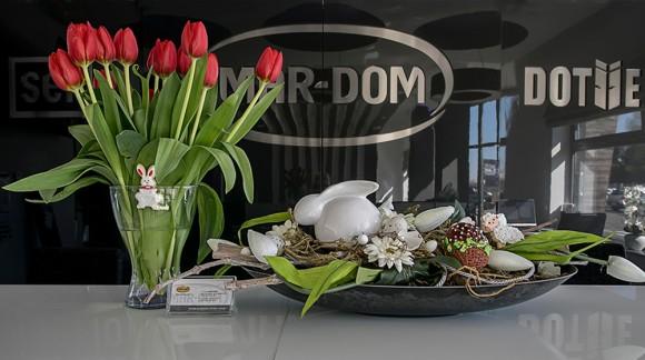 Wielkanoc 2019 w firmie MAR-DOM