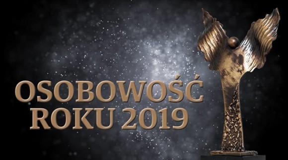 Nominacja do tytułu Osobowość Roku 2019 dla Prezes Zarządu spółki